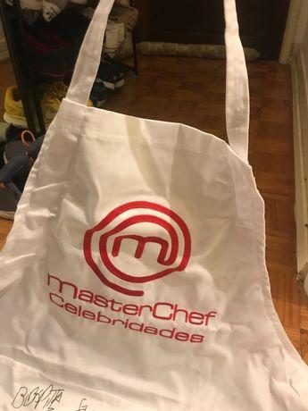 Avental Master Chef Celebridades novo
