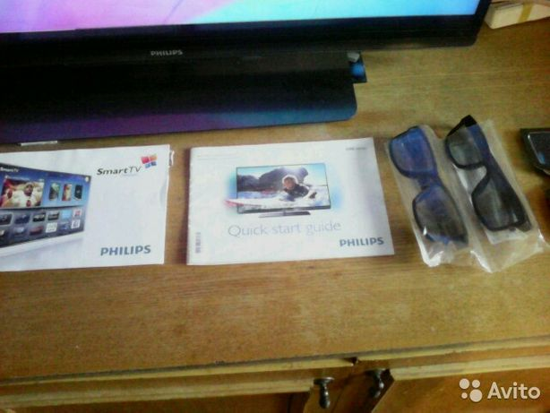 Телевизор  Philips 42pfl6007 Wi-Fi smart 3d ambilight, Samsung r86