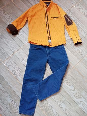 Нарядный костюм для мальчика на 4-5лет