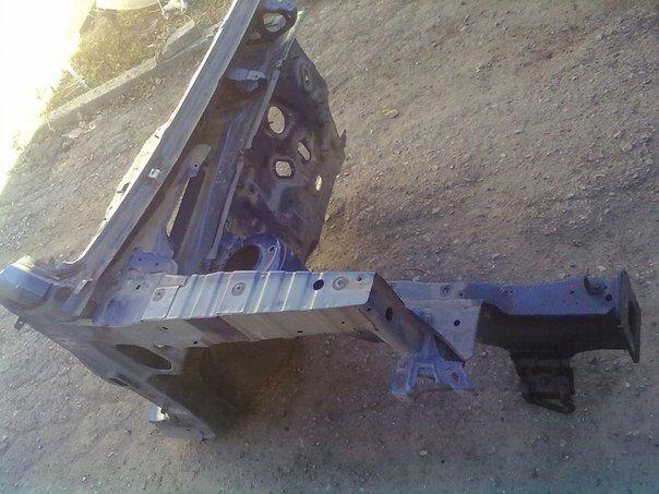 Четверть передняя правая Hyundai Tucson Туксон тусан тюксон 2004-12г.в