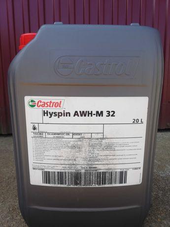 Olej hydrauliczny Castrol HYSPIN AWH-M 32