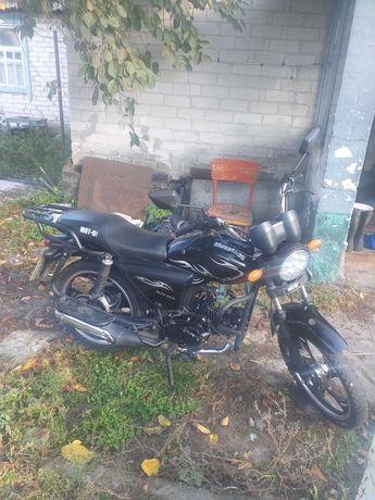 Продам мотоцикл Мустанг 125!Возможен обмен на авто)