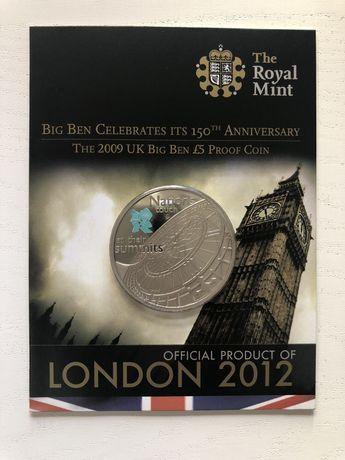 Moeda - The 2009 UK Big Ben