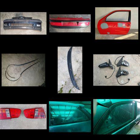 Para choques Espelhos Farolins Porta Frisos tejadilho - Seat Ibiza 6k2