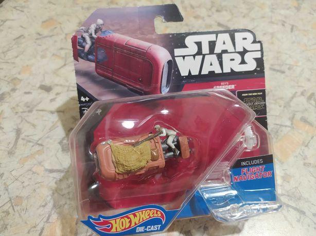 Hot wheels - Rey's Speeder (Star Wars)