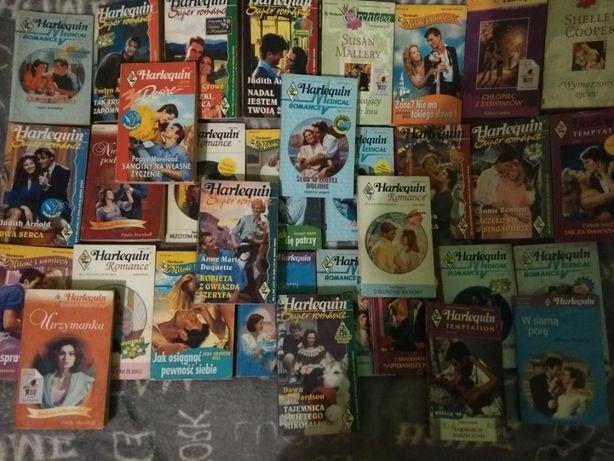 Harlequin książki