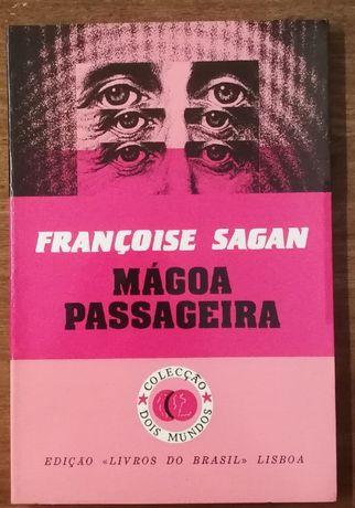 mágoa passageira, françoise sagan, livros do brasil