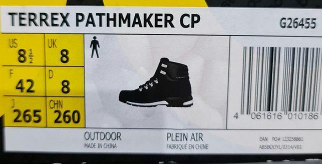 Buty zimowe adidas  Terrex Pathmaker Boots roz. 42