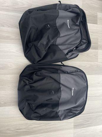 Sprzedam dwie torby na rower