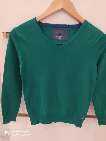 Sweterek Zara 128 cm