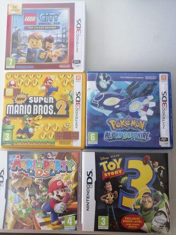 Jogos Nintendo 3DS DS