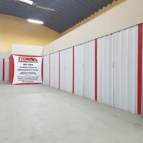 Serviço de armazenamento temporário, Guarda móveis, Storage, Armazém
