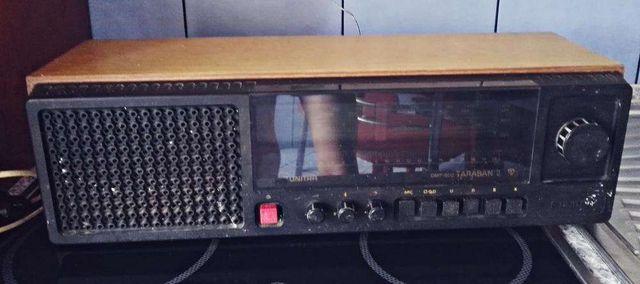 radio unitra taraban vintage retro PRL old school