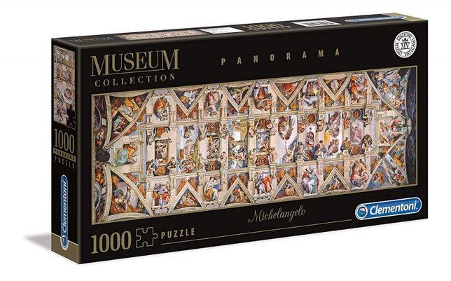 Puzzle 1000 elementów. Museum Collection. Sufit Kaplicy Sykstyńskiej