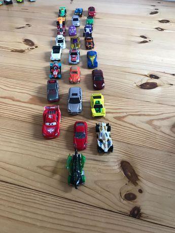 Resoraki Mattel i inne 25 szt