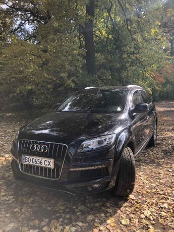 Audi Q7 2015 USA