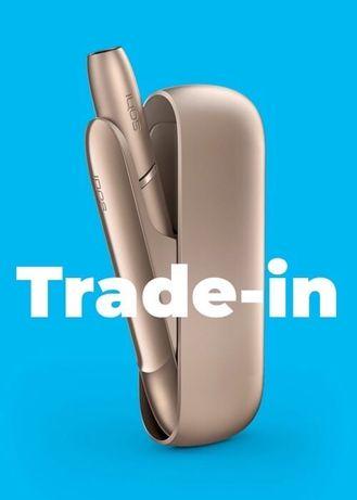 iQOS Trade-in обмен на новый
