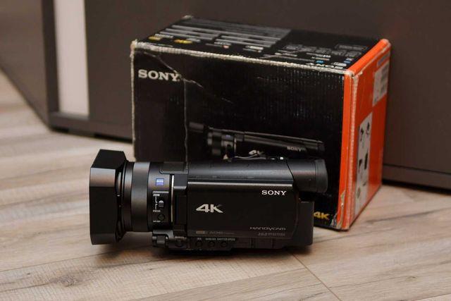 Kamera Sony AX100