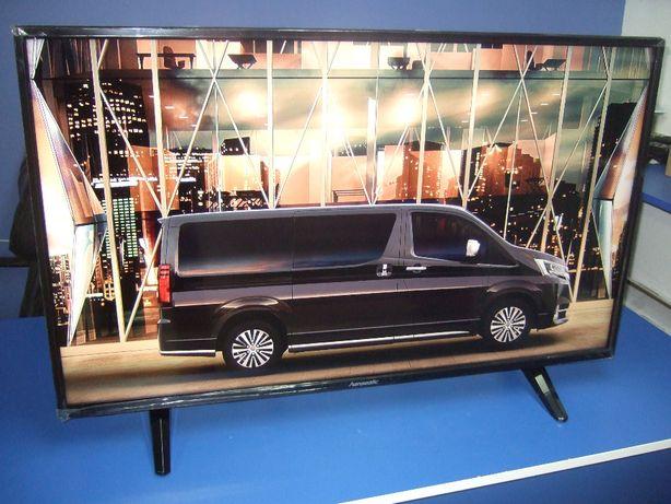HIT NOWY LED 50 Hanseatic 4K UHD Smart TV Wi Fi 1200Hz DVB-T2 OKAZJA
