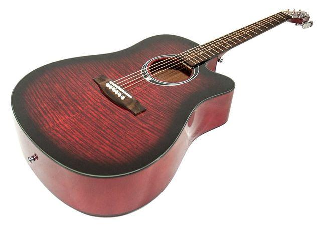 Profesjonalna gitara akustyczna