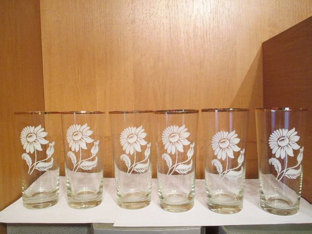 Посуда стаканы кружки