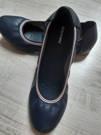 Dziewczęce buty rozmiar. 39