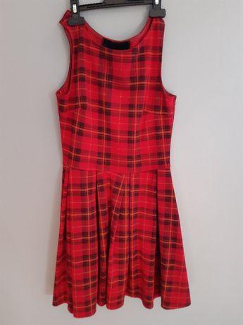 Sukienka plisowanka