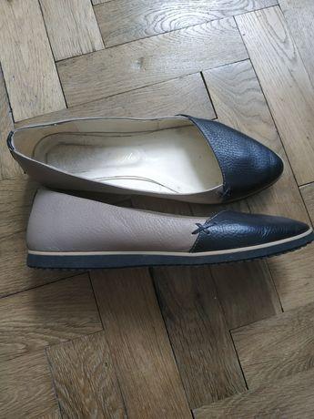 Жіночі туфлі шкіра 38 р. 25 см