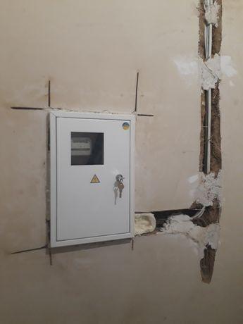 Электрик , образование высшее, опыт работ в бытовой сфере 220V-380V
