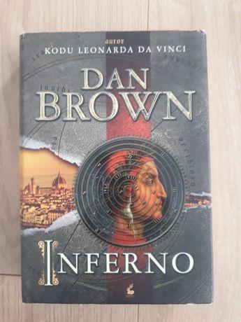 Dan Brown Inferno książka