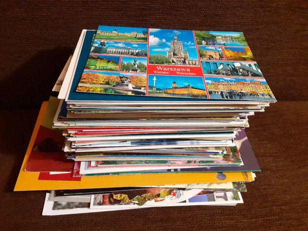450 pocztówek bez obiegu