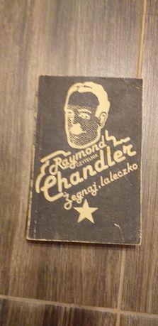 Żegnaj laleczko R. Chandler