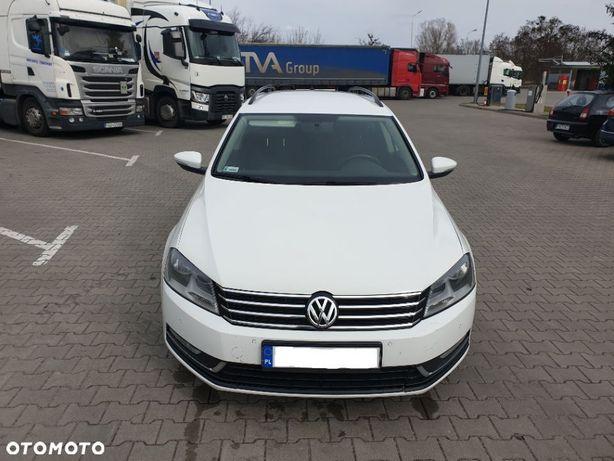 Volkswagen Passat Passat 1.8 TFSI b7 Sportline 2012r Bezwypadkowy