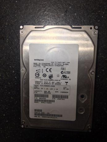 Жорсткий диск HITACHI 600gb 15000RPM