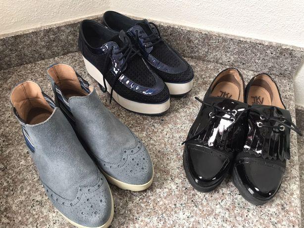 Sapatos impecáveis