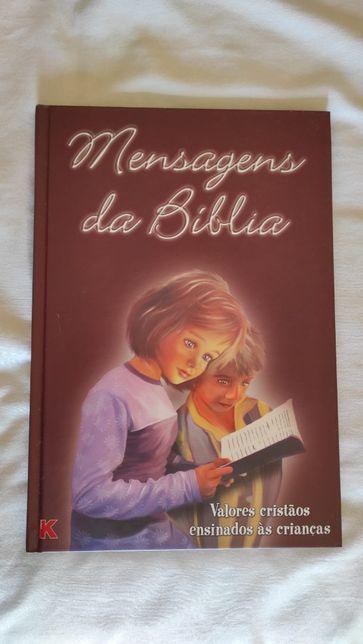 Mensagens da Bíblia para crianças