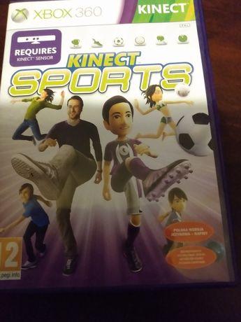 Gra Xbox 360 Kinect Sports.