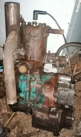 Пускач ПД-10 пусковий двигатель в зборе! на МТЗ ЮМЗ НИВА Д-240 Т-150