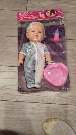Новая кукла, пупс