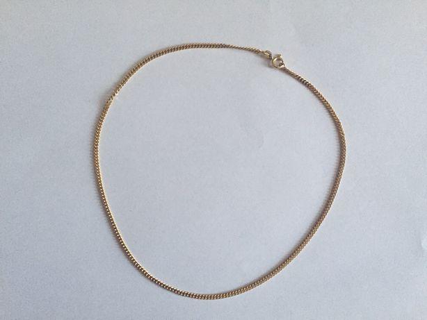 Złoty łańcuszek 18k(750) 11,34g