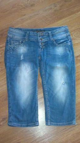 dromedar krótkie jeansy/28