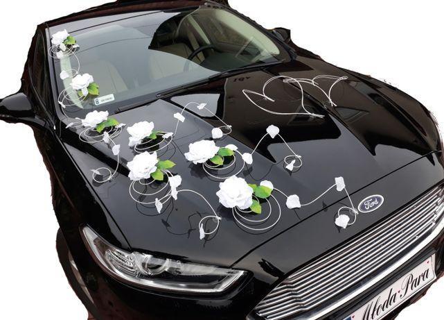 Dekoracja samochodu na samochód ozdoby auto stroik wysyłka PL