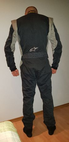 Alpinestars kombinezon NOMEX OGNIOODPORNY F1 team kjs kaskader
