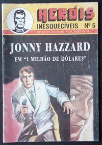 johnny hazard um milhão de dólares / Frank Robbins