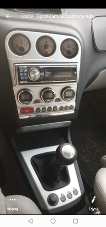 Radio alpine usb