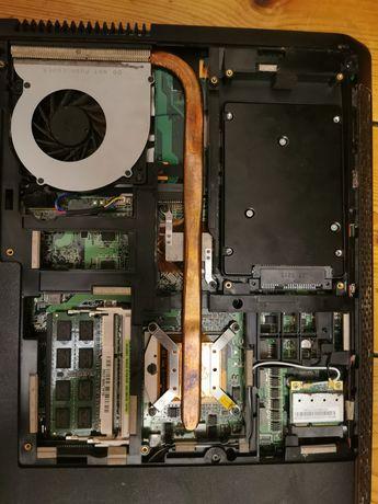 Płyta główna Asus k52j + Intel i5 GeForce 310m