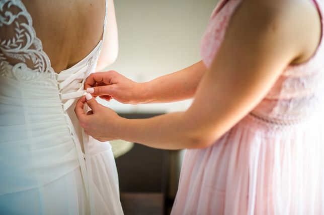 Suknia ślubna Mystic Olen
