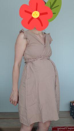 Sukienka ciążowa do karmienia
