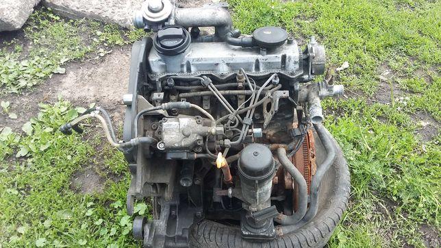 Двигун 1.9 66 kw Skoda octavia tour Volkswagen Golf seat