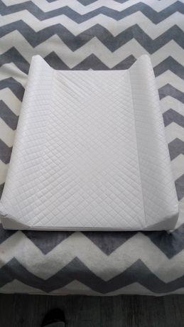 Przewijak caro biały na łóżeczko na komodę